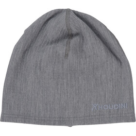 Houdini Wooler Top Päähine, college grey